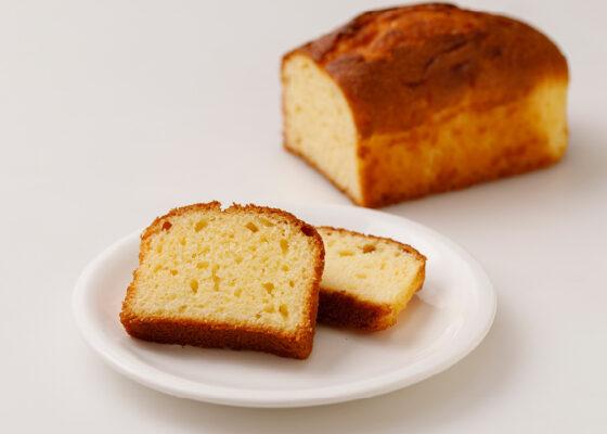 パウンドケーキ プレーン
