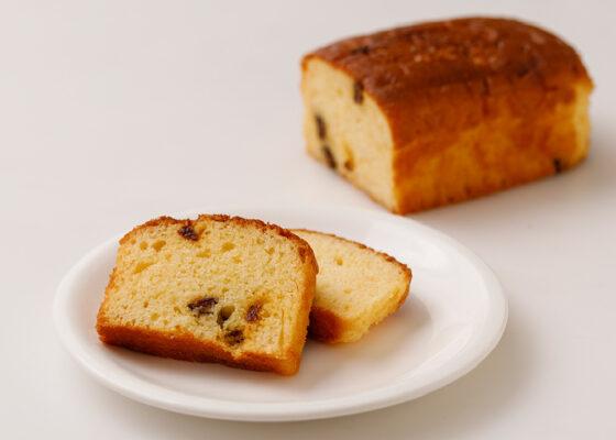 パウンドケーキ ラムレーズン