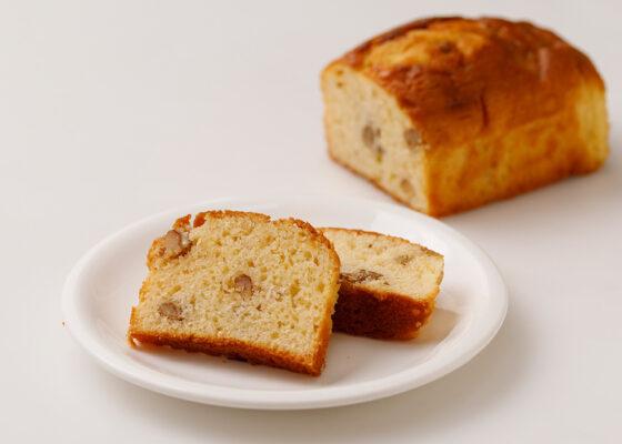 パウンドケーキ クルミ