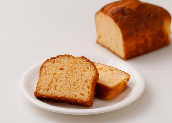 パウンドケーキ もも